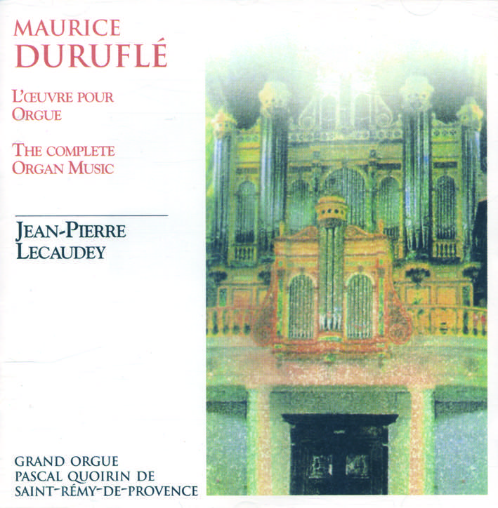 CD DURUFLE LEGERE