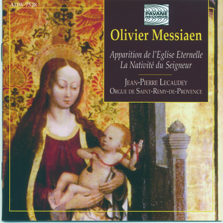CD MESSIAEN LEGERE