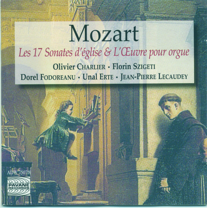CD MOZART LEGERE